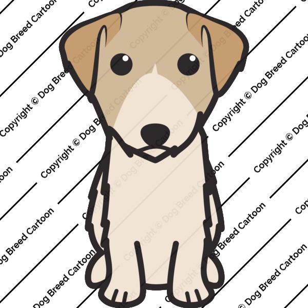 Lucas Terrier Cartoon