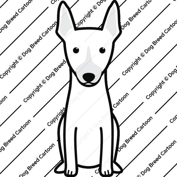 Rat Terrier Cartoon