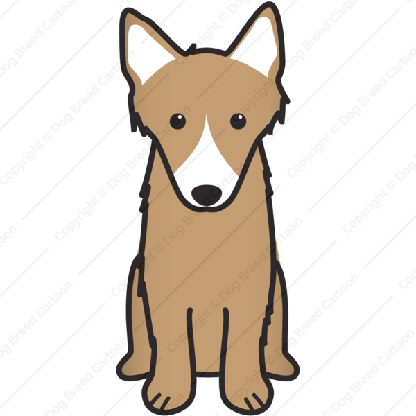Shetland Sheepdog Cartoon