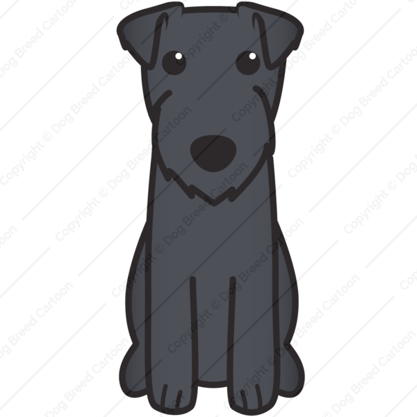 Parson Russell Terrier Cartoon